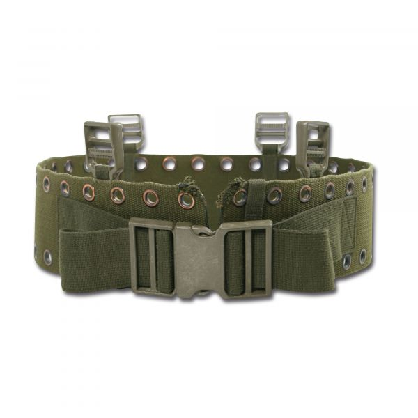 German Army Belt Used