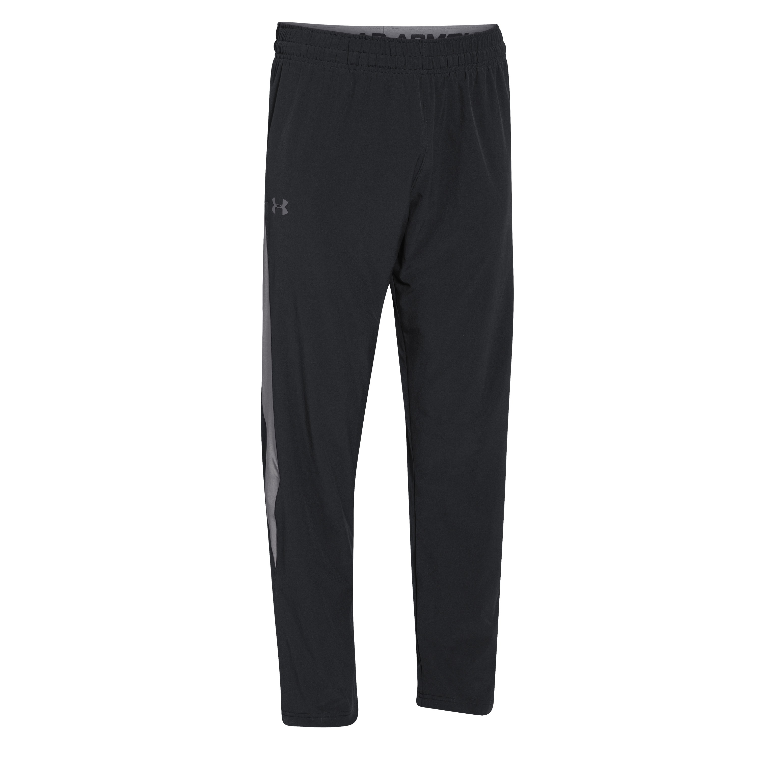 Under Amour Stretch Pants Woven Track black