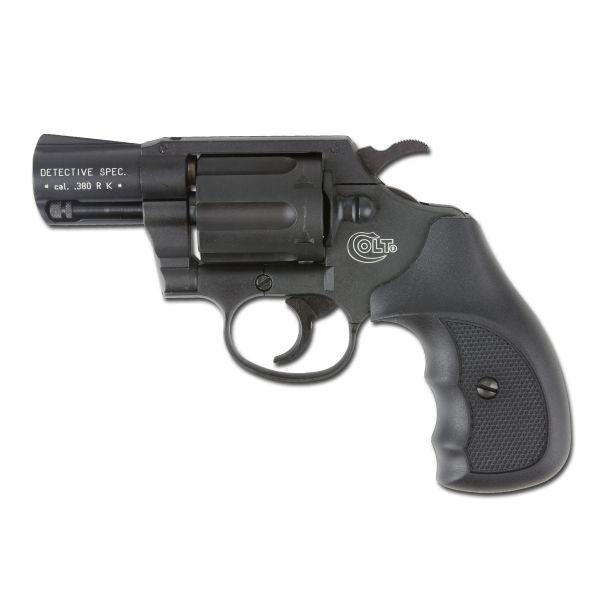 Revolver Colt Detective Special gunmetal finished