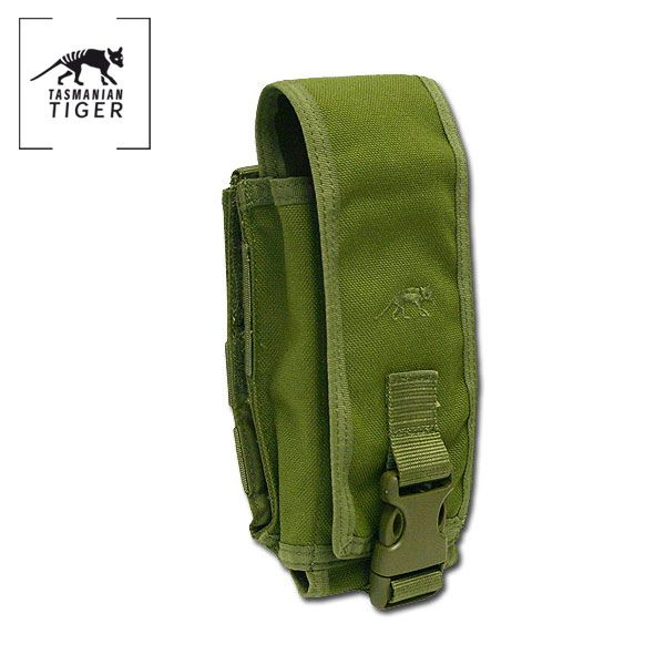Mil-Pouch TT Mag SGL olive green