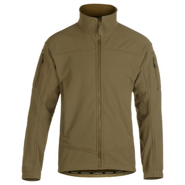 ClawGear Jacket Audax Softshell swamp
