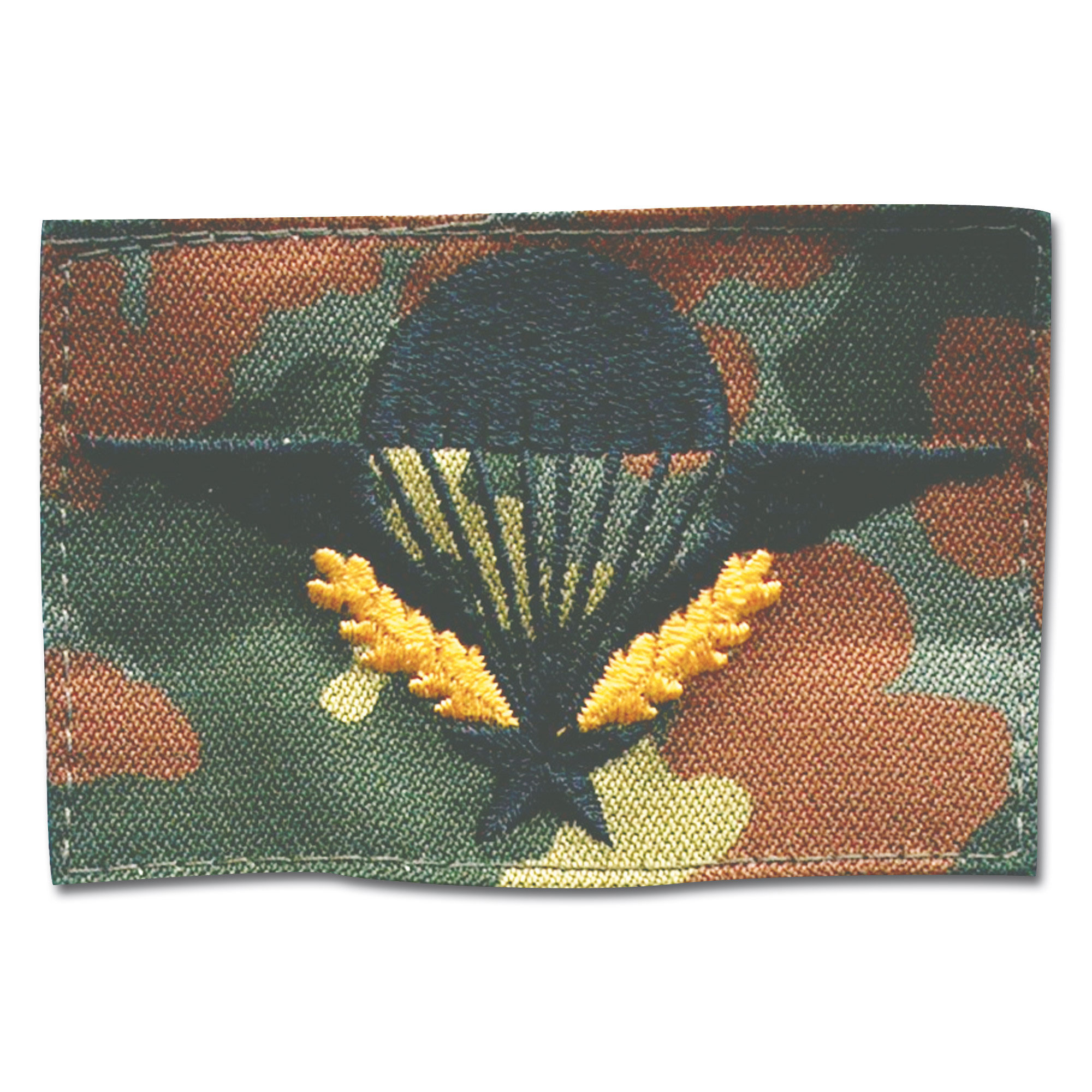 Patch French Airborne gold