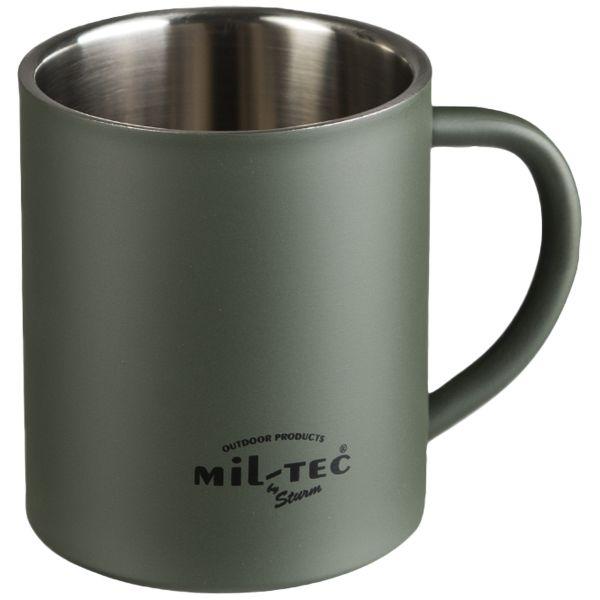 Insulated Drinking Mug olive 300 ml