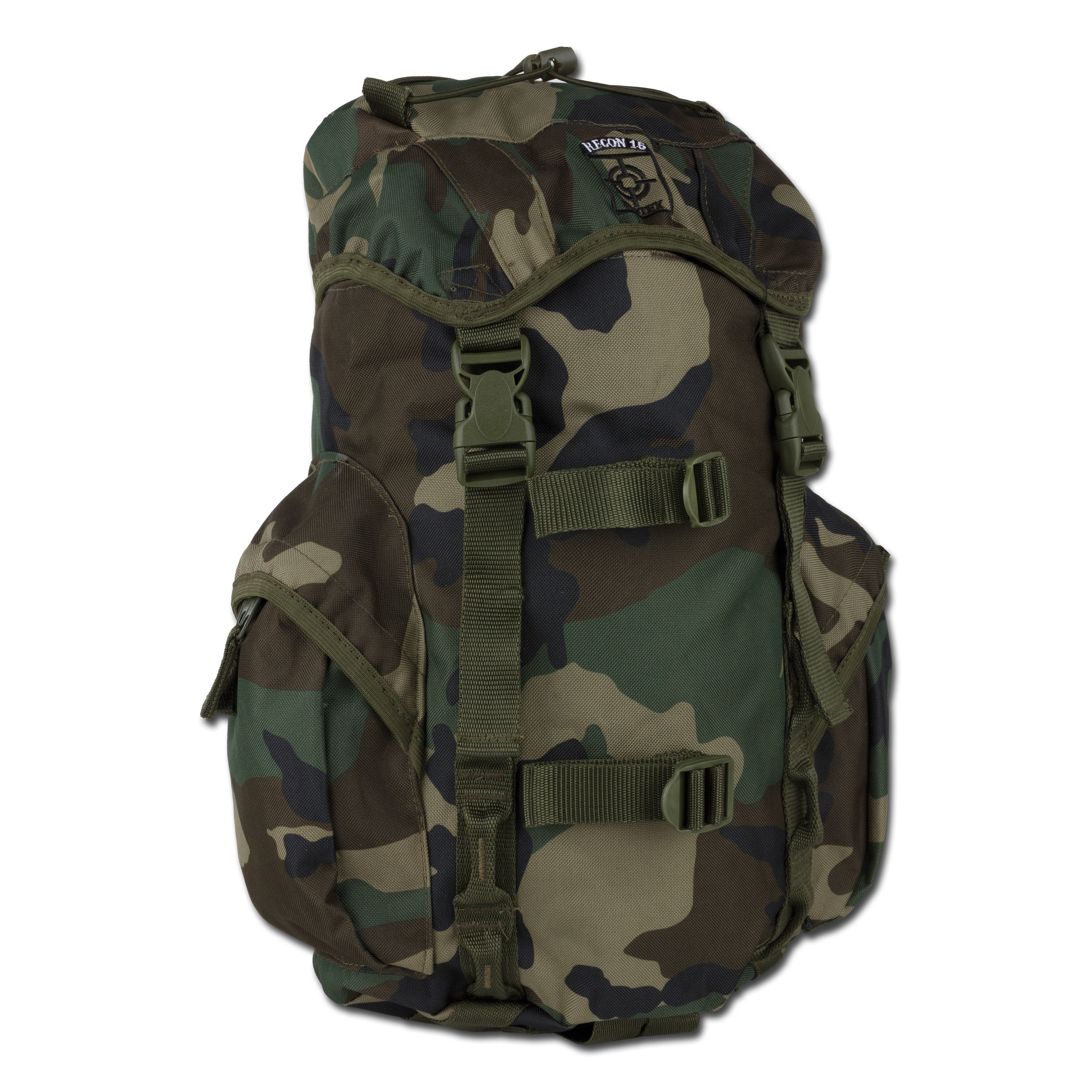 Backpack Recon woodland