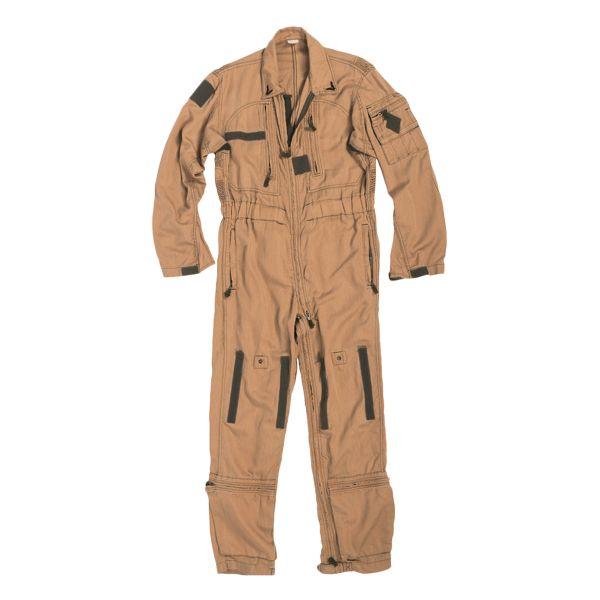 French Flight Suit Used khaki