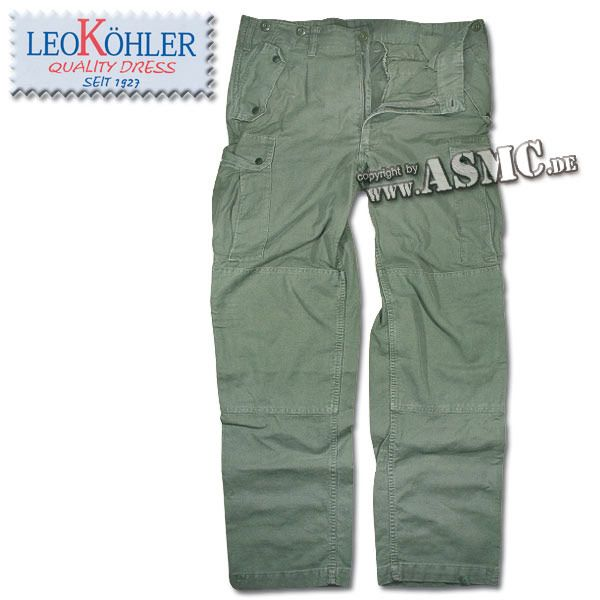 Commando Field Pants M-65 olive green