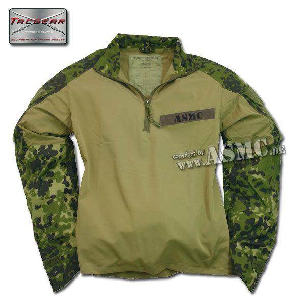 Combat Shirt TacGear danish camo