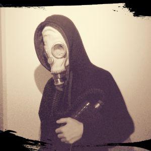 Polnische Gasmaske