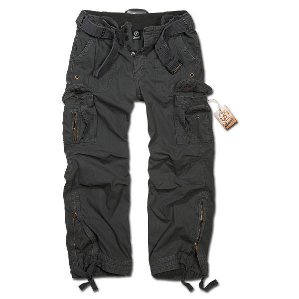 Brandit Royal Vintage Trousers anthracite