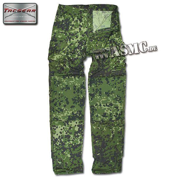 KSK Field Pants TacGear Danish Camouflage