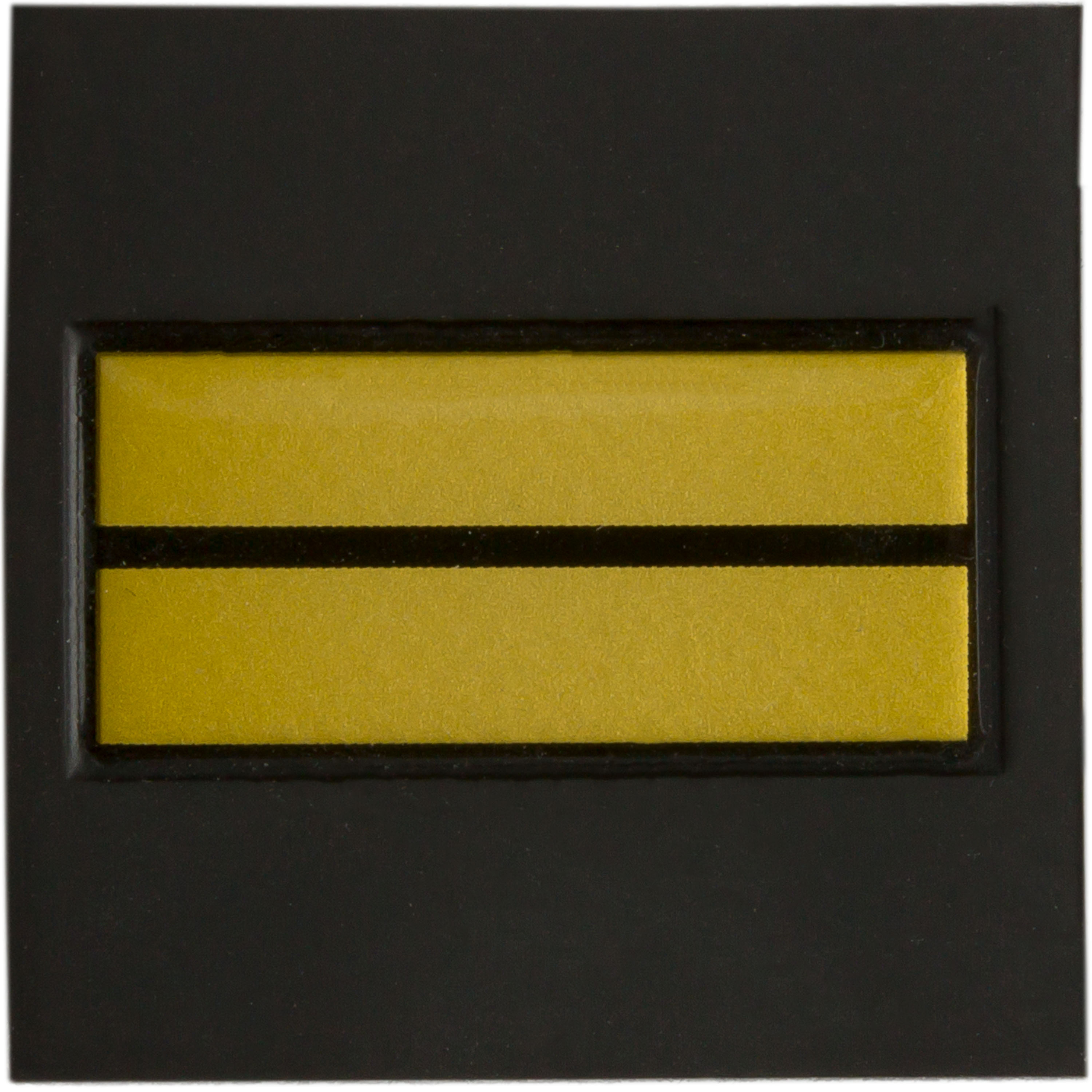 Rank Insignia of the French Gendarmerie mobile Lieutenant