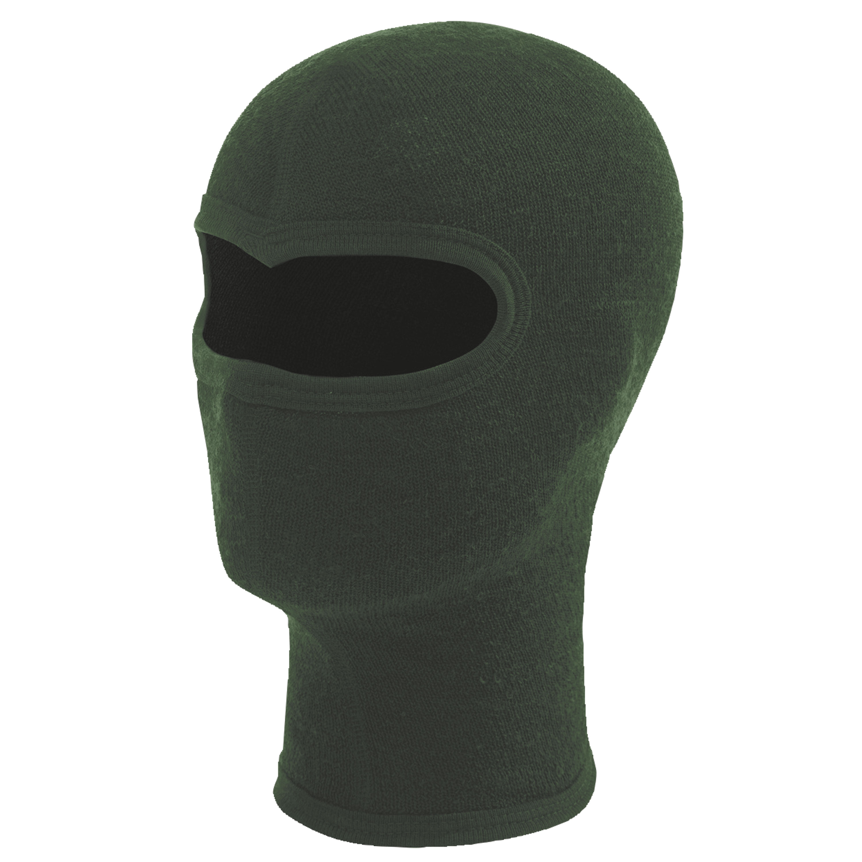 Woolpower Face Mask 200 olive green
