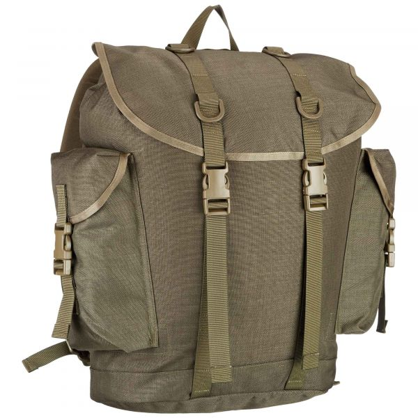 German Infantry Backpack Cordura olive