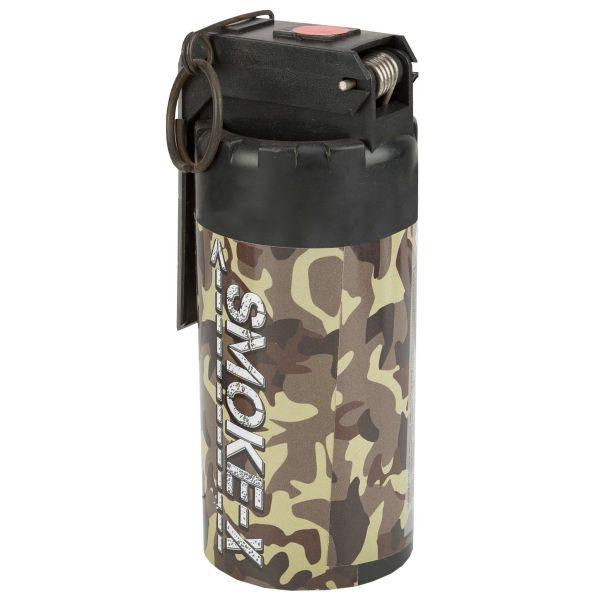 Smoke-X Smoke Grenade SX-3 Army red