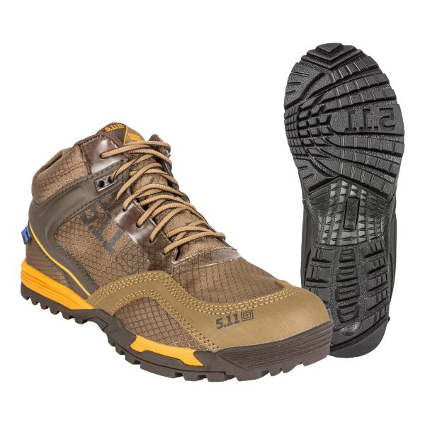 5.11 Boots Range Master coyote