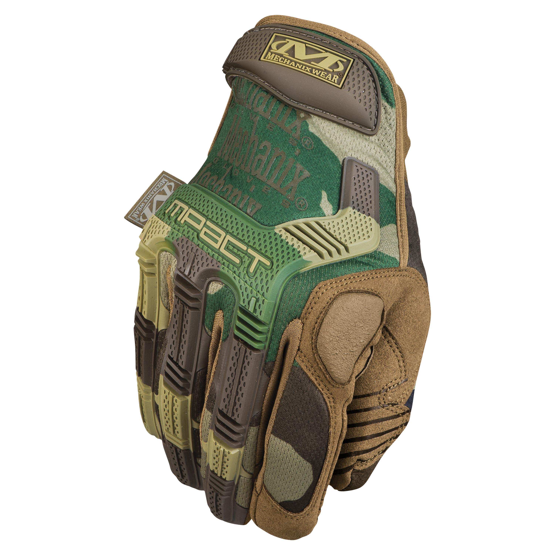 Mechanix Wear Gloves M-Pact woodland II