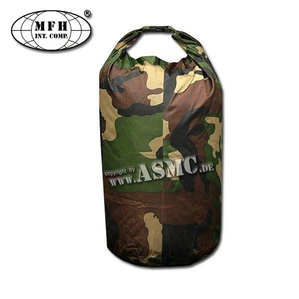 Transportation Bag MFH Large camouflage