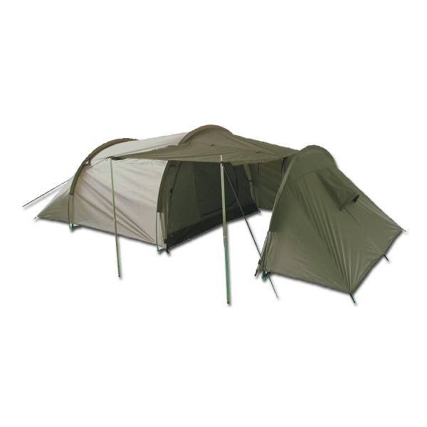 Tunnel Tent olive 3 person