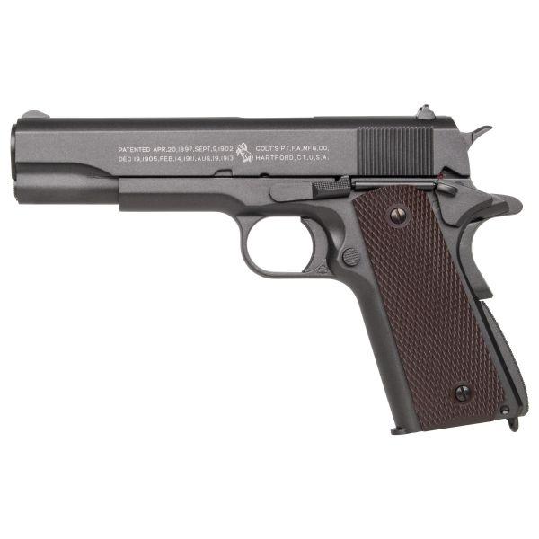 KWC Airsoft Colt 1911 A1 CO2 1.1 J Blow Back