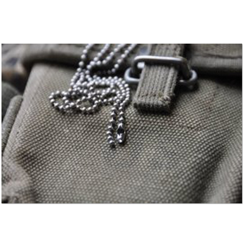 Chain for Survival-Dogtag by Bushcraft Essentials