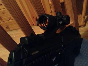 ps22 auf mp7 swat