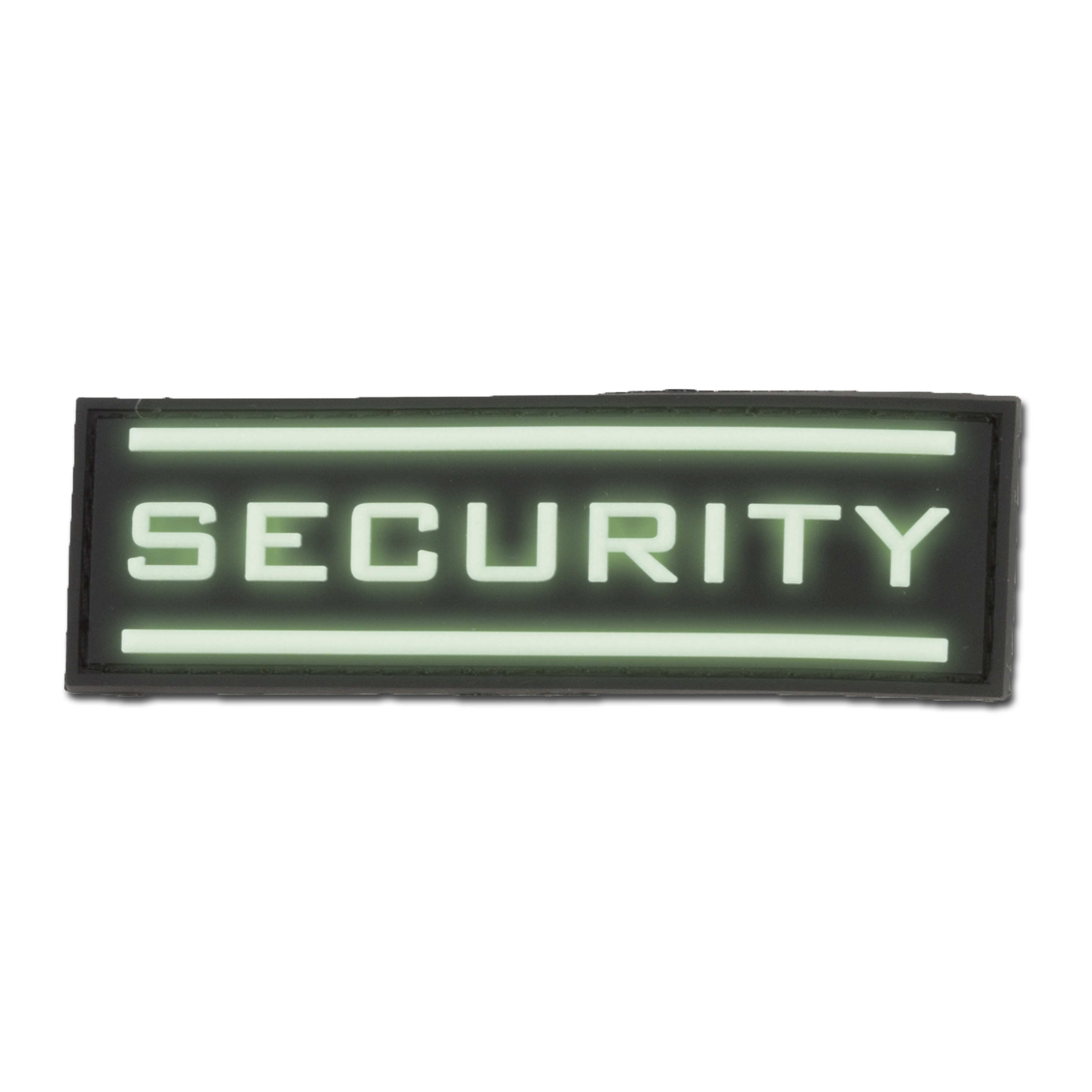 3D-Patch Security Glow In The Dark