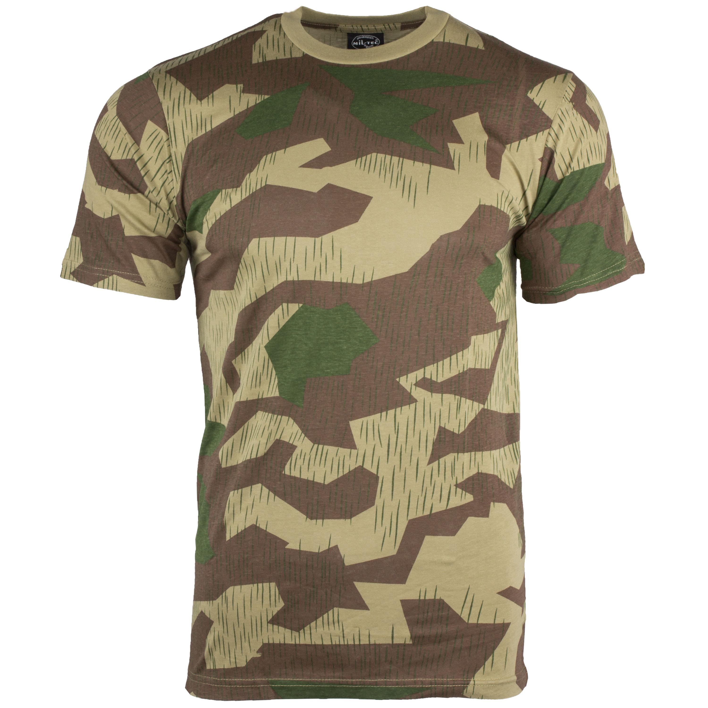 T-Shirt splinter-camo