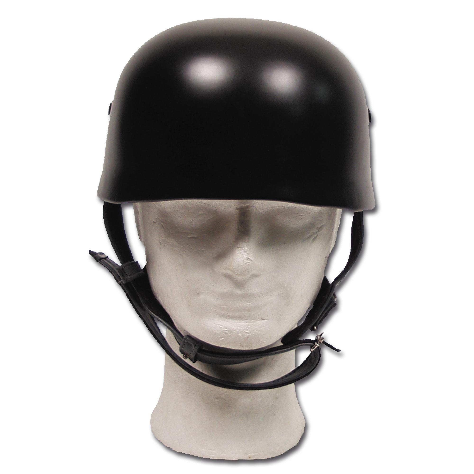 Paratrooper helmet WWII MFH black