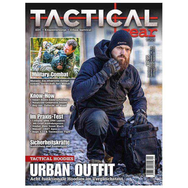 Magazine Tactical Gear 01/2021