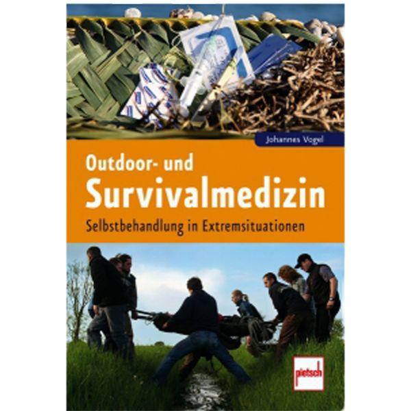 Book Outdoor- und Survivalmedizin - Selbstbehandlung