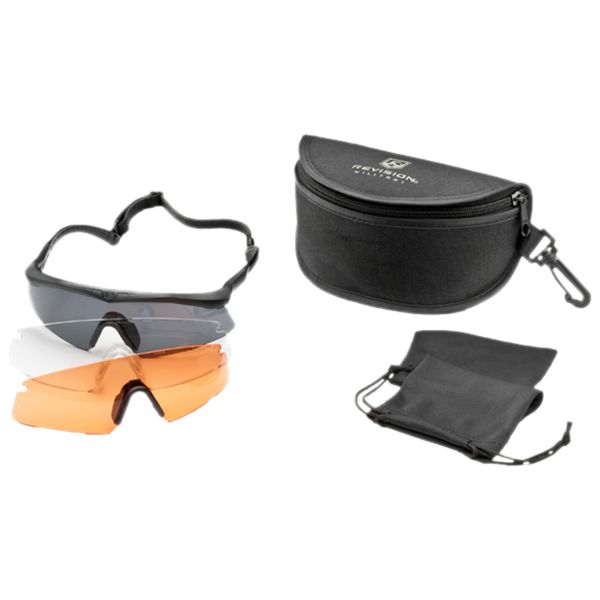 Revision Eyewear Sawfly Pro Mission Kit black large