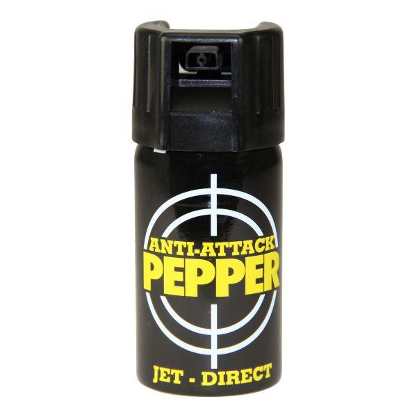 Pepper Spray Anti Attack 40 ml