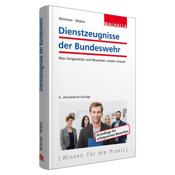 Book Dienstzeugnisse der Bundeswehr