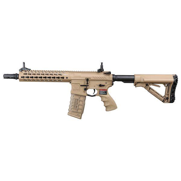 G&G Airsoft Assault Rifle CM16 E.T.U. SRL S-AEG desert
