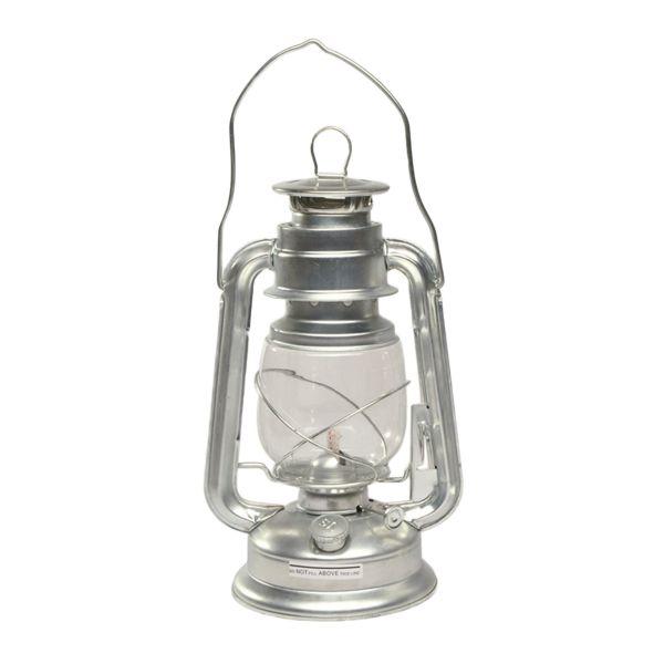 Storm Lantern Zinc 28 cm