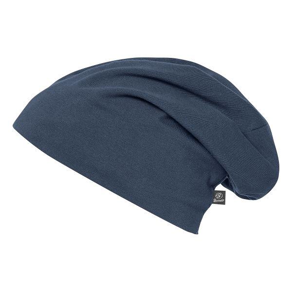 Brandit Beanie Jersey blue