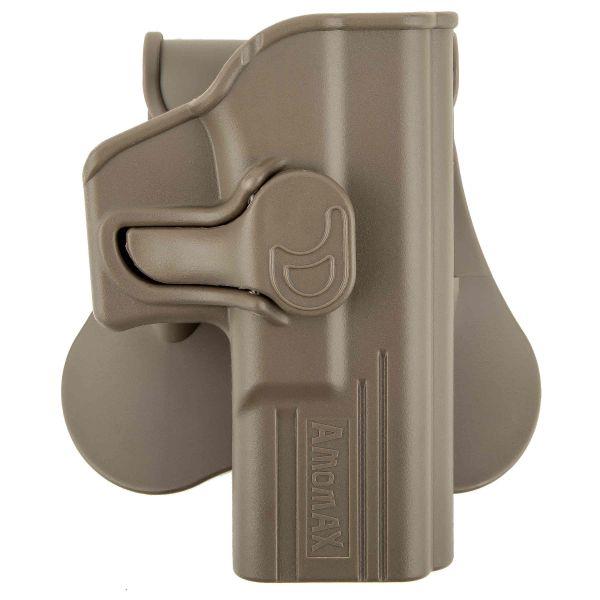 Amomax Paddle Holster for G19 / ICS BLE-XAE desert