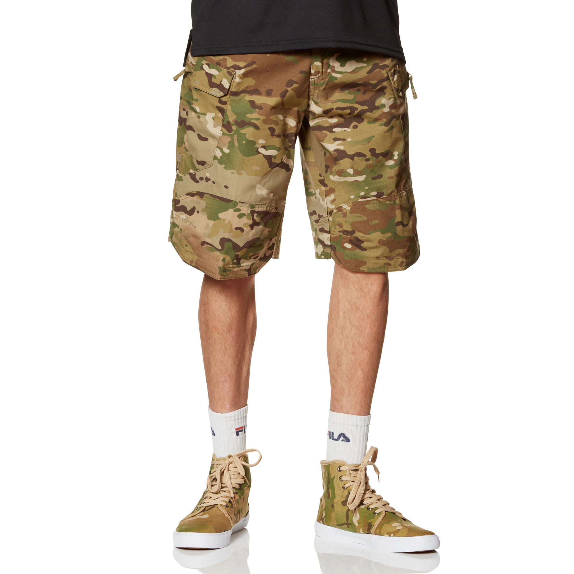 Urban Tactical shorts HELIKON-Tex UTS Flex 11-multicam
