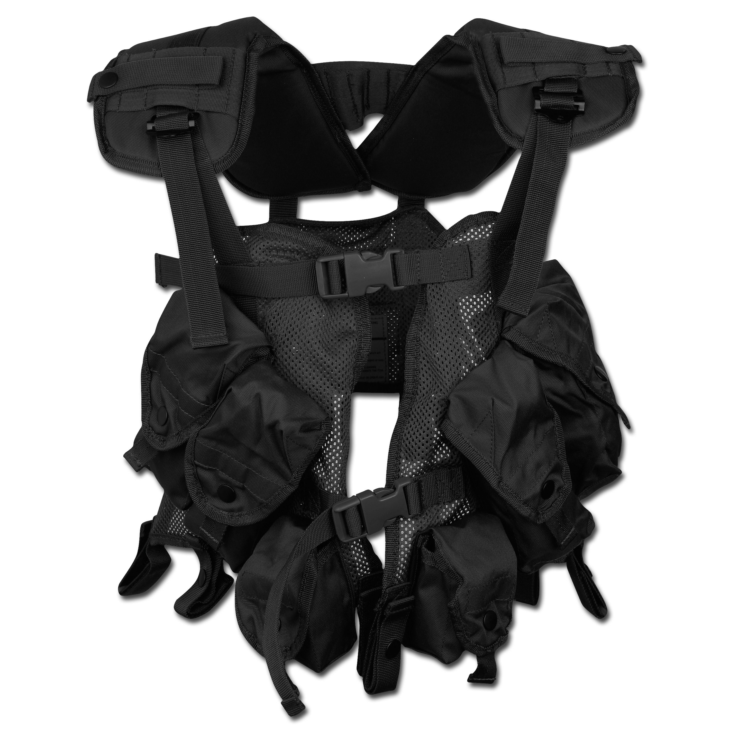 Commando Vest TLBV Import black