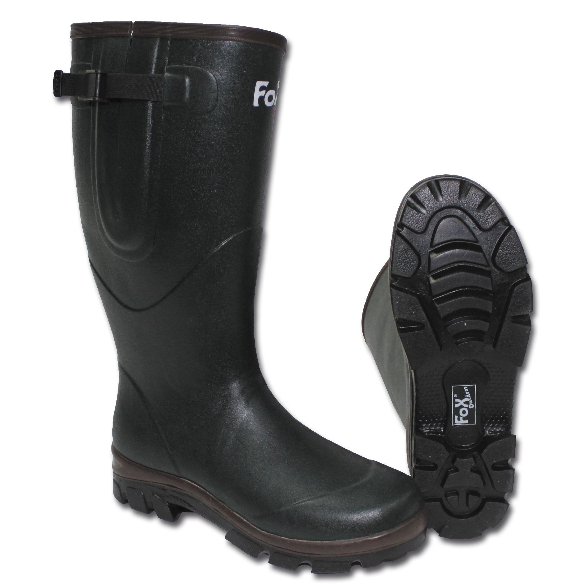 Rubber Boots Fox olive green