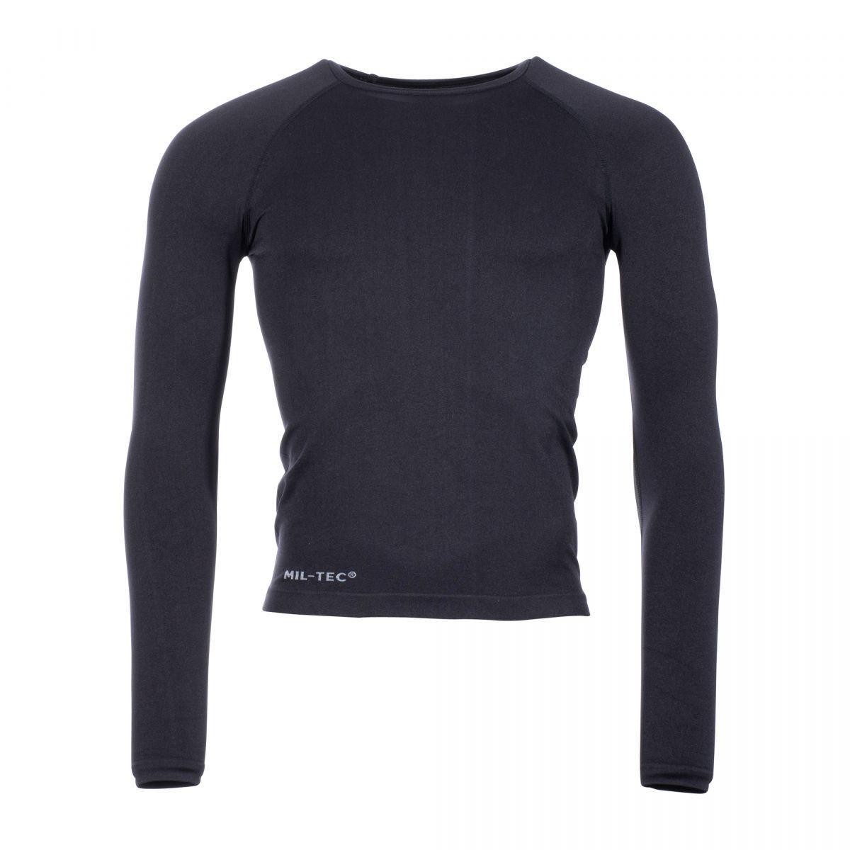 Windshirt Mil-Tec schwarz