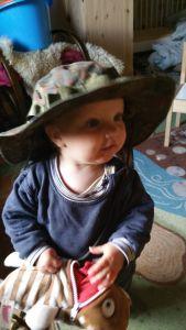 Nein Papa mein Hut
