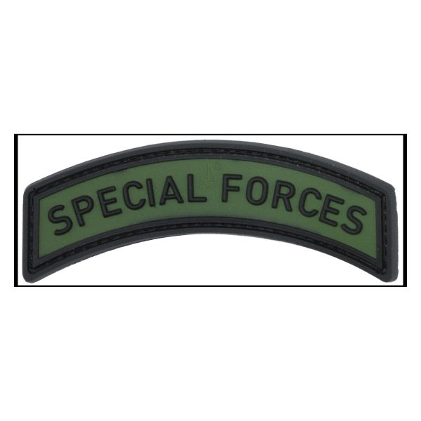 3D-Patch Special Forces Tab forest