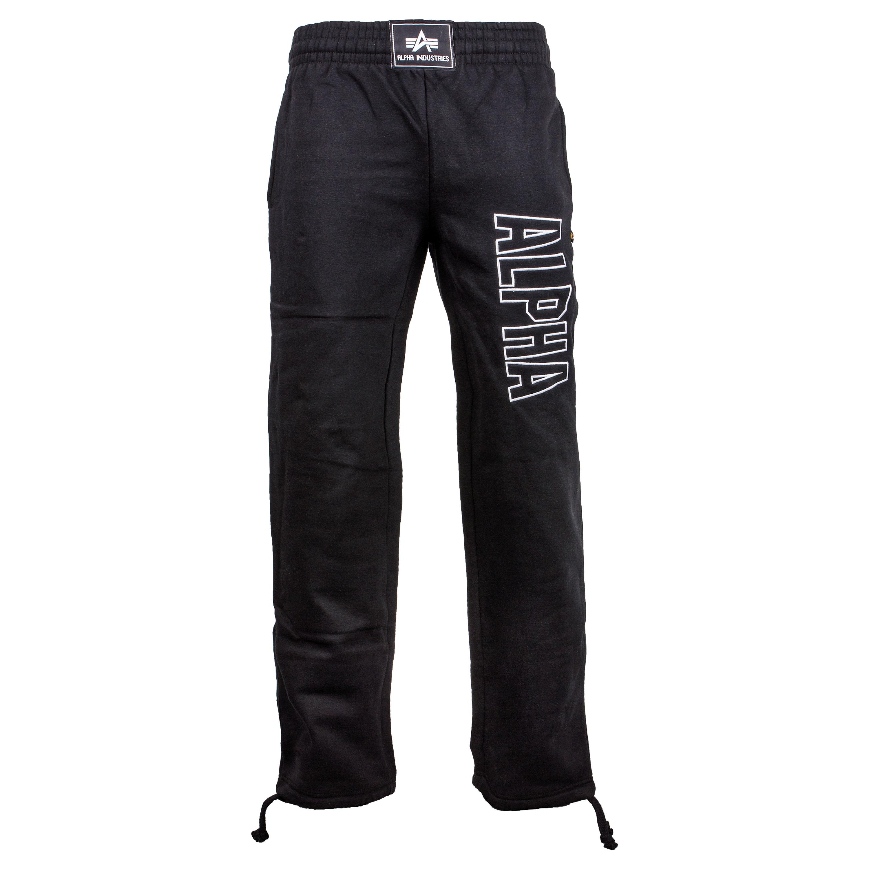 Sweatpants Alpha Track black