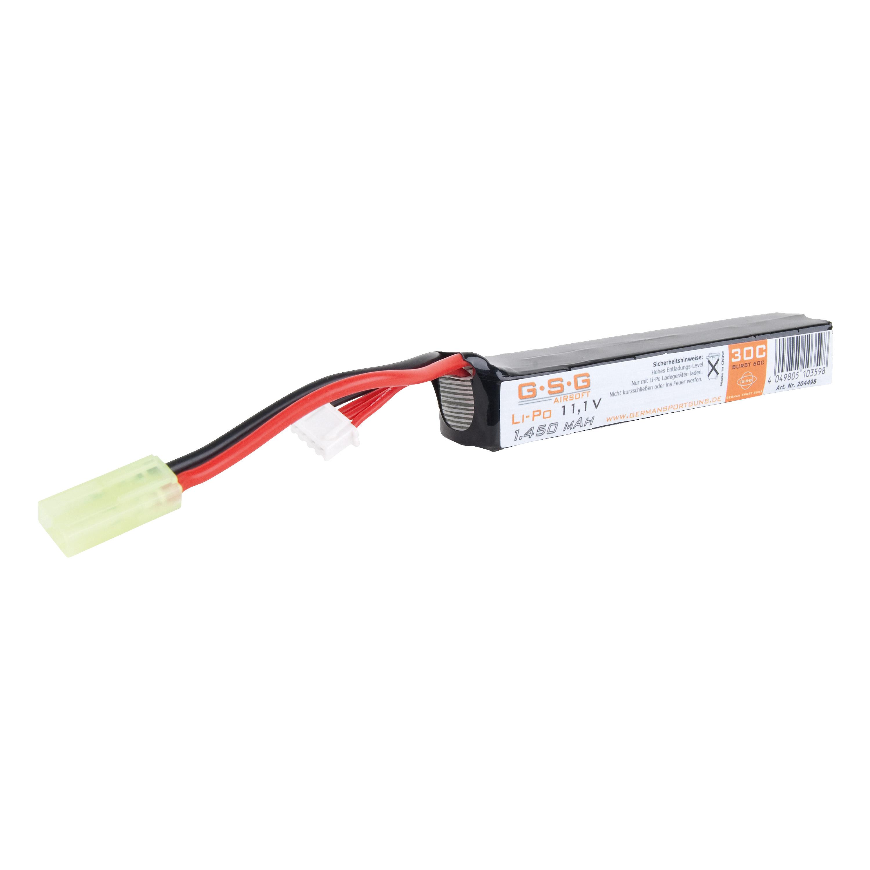 GSG Li-Po Battery 11.1V 1450 mAh Stick Type