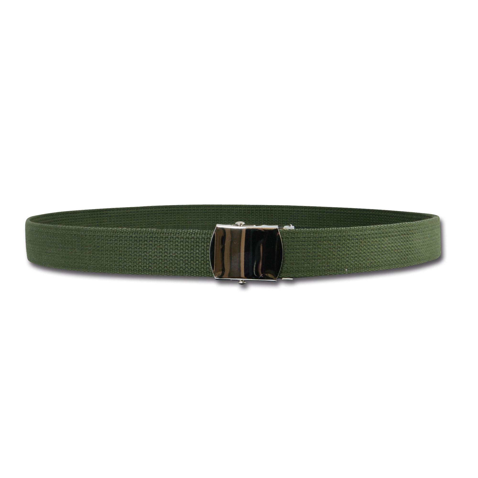 Web Belt olive