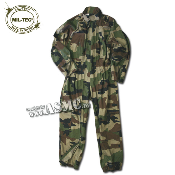 Tactical Coverall CCE-Camo