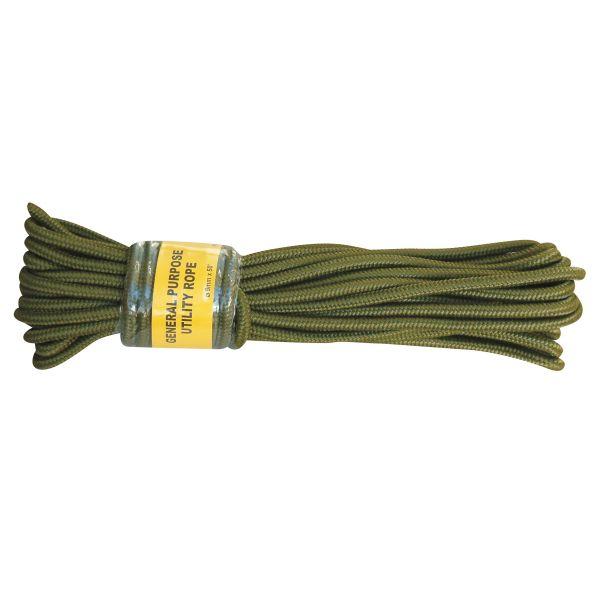 Commando Rope 9 mm olive