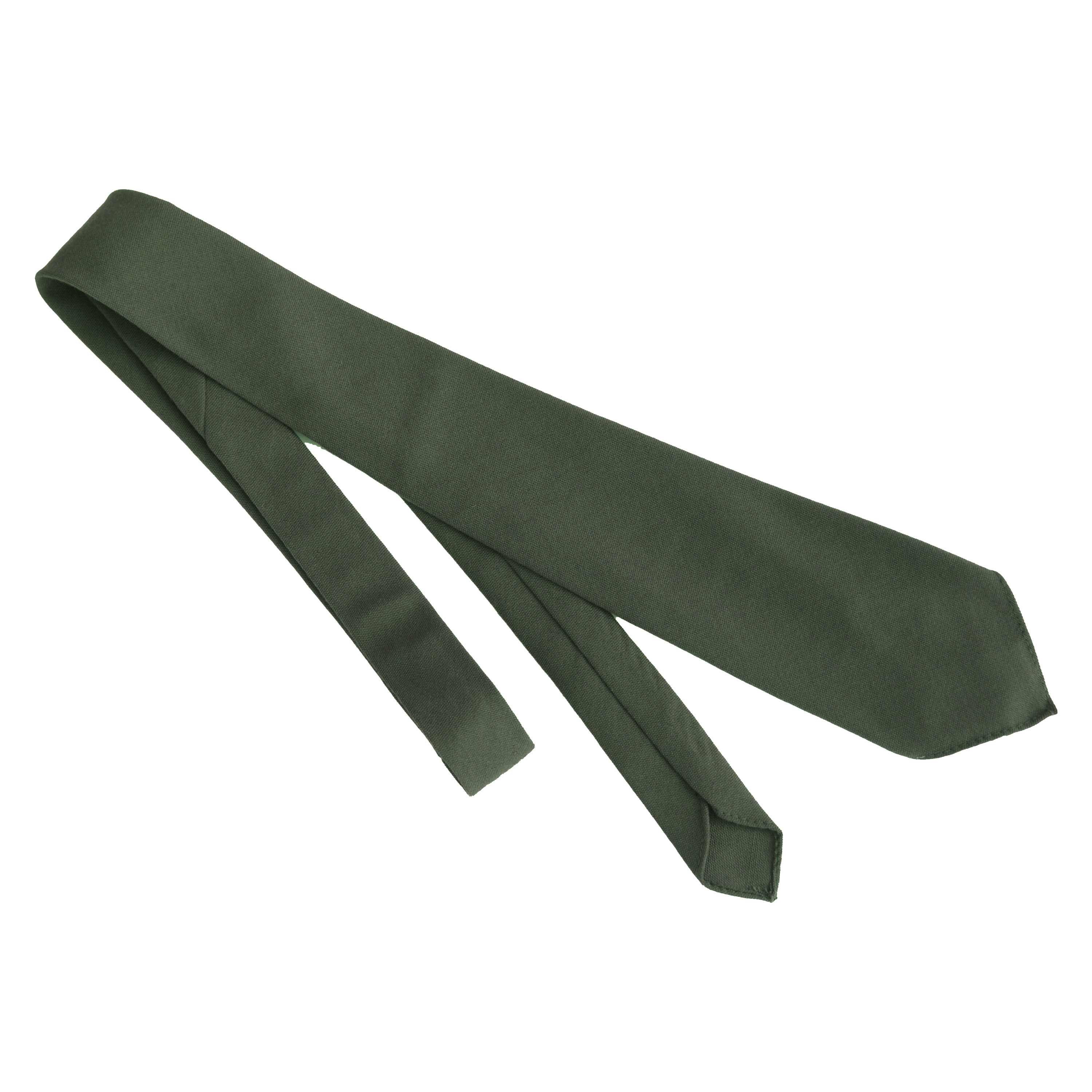 Austrian Armed Forces Necktie olive