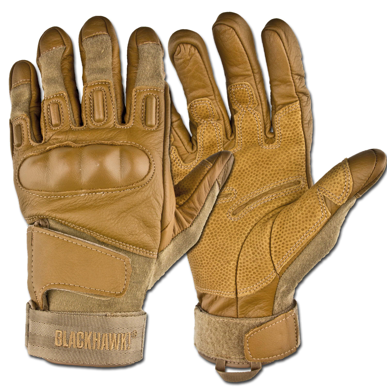 Blackhawk Gloves S.O.L.A.G. HD Nomex coyote